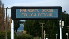 Tracy Collins: Manawatu regional growth hurt by gorge closure