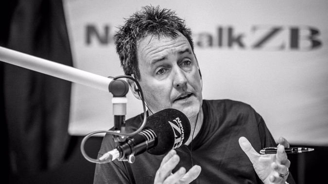 Mike Hosking: Top newsreaders can't be paid the same