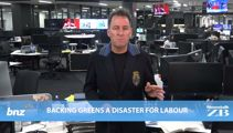 Mike's Minute: Backing Greens a disaster for Labour
