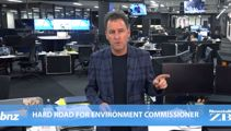 Mike's Minute: Hard road for environment commissioner