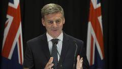 Prime Minister Bill English