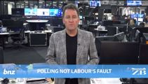 Mike's Minute: Polling not Labour's fault