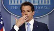 Trump removes Scaramucci from White House, just 10 days in