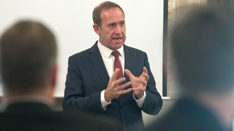 PHOTOS: Andrew Little's time as Labour leader