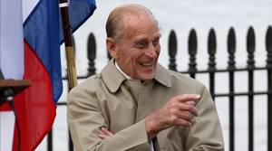 Prince Philip, Duke of Edinburgh through the years