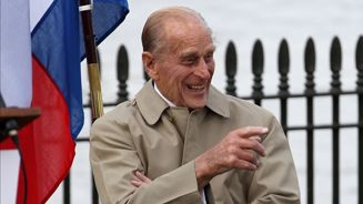 PHOTOS: Prince Philip, Duke of Edinburgh through the years