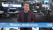 Mike's Minute: When will Metiria resign?