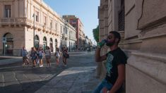Heatwave strikes sweltering Europe