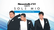 Sol3 Mio - Christmas and summer tour 20117/18