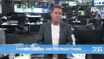 Mike's Minute: Former Greens did the right thing