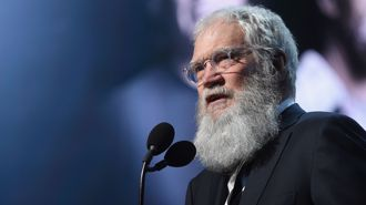 David Letterman returns to TV for Netflix talk show