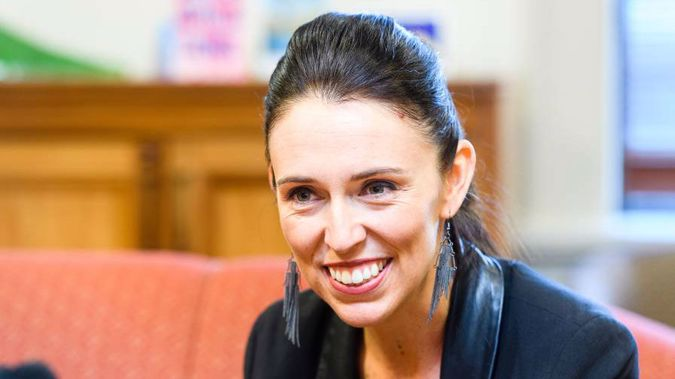 Labour leader Jacinda Ardern confirms it will charge a royalty on commercial freshwater use.