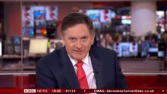 WATCH: BBC anchor delivers least enthusiastic news report ever