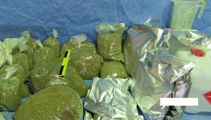 Over 10kg of synthetic cannabis seized in raids