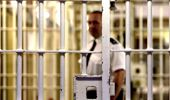 The use of Skype is being suggested in the UK, after research that shows reoffending rates are 39 percent lower among offenders who have contact with their family, than those who don't. (Photo \ Getty Images)