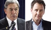 Winston Peters has said Hosking is unsuited to this debate. (Photo \ NZ Herald)