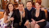 Will and Grace (Photo - The Hollywood Reporter)