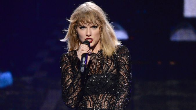 Pop singer Taylor Swift's case has been thrown out (PHOTO - Getty)