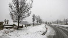 Snow surprises Central Otago motorists