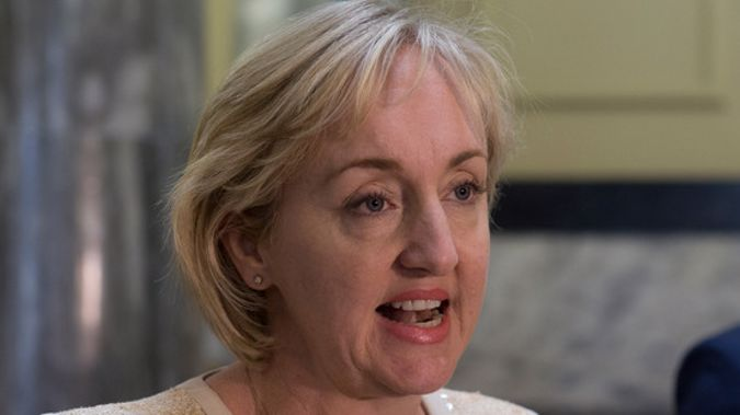 Justice spokeswoman Amy Adams says a hard core of about 150 young people are already recidivist offenders. (NZME)