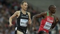 Willis eighth in 1500m at world champs