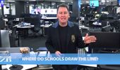 Mike's Minute: Where do schools draw the line?