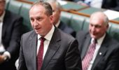 Australian Deputy Prime Minister Barnaby Joyce was recently revealed as a dual citizen of New Zealand and Australia. Photo / Getty