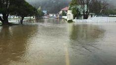 Sam Broughton: Selwyn District flooding