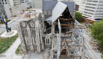 Rachel Smalley: Cathedral keeps Christchurch trapped in tragedy