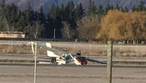 Flights on hold after light plane crashes in Queenstown