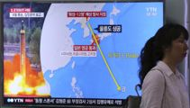 US on high alert as satellites observe North Korea moving missiles into position
