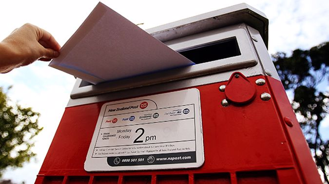 New Zealand Post is ditching its FastPost service from January 1 (Getty Images)