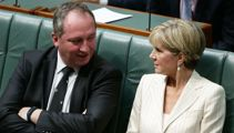 Aussie government suffers Senate defeat on Joyce affair