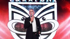 In no rush to sell: Warriors owner Eric Watson. (Photo / photosport.nz)