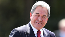 "Winston Peters: ""Christchurch rebuild facing paralysis by analysis"""