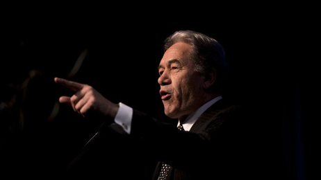 The Soap Box: Labour right where Winston Peters wants them