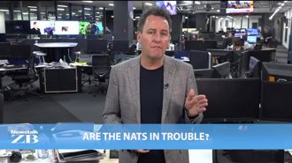Mike's Minute: Are the Nats in trouble?