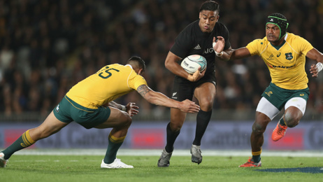 Ian Jones: All Blacks ready to put on an impressive performance