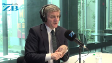 WATCH LIVE: PM Bill English joins Kerre & Mark in studio