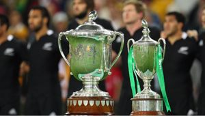 Bledisloe Cup (PHOTO - FILE)
