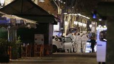 Barcelona van attacker may still be alive