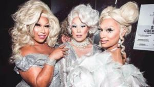 Drag queens to the rescue: Kiwi man saved from homophobic attack