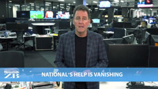 Mike's Minute: National's help is vanishing