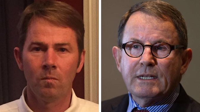 Antony Shaw has filed proceedings in the High Court at Auckland asking a judge to declare that John Banks is his birth father.