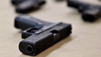 Illegal guns putting police lives at risk