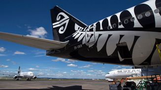 Profits down but Air New Zealand still proud
