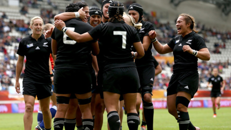Black Ferns star Selica Winiata on winning the Women's Rugby World Cup