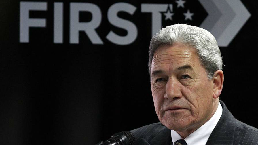 Winston Peters admits taking extra pension payments