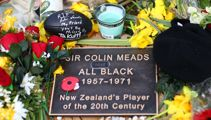 Foster: All Blacks win meant a lot to Meads' family