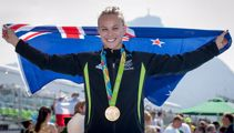 Carrington tempted to chase four Olympic medals
